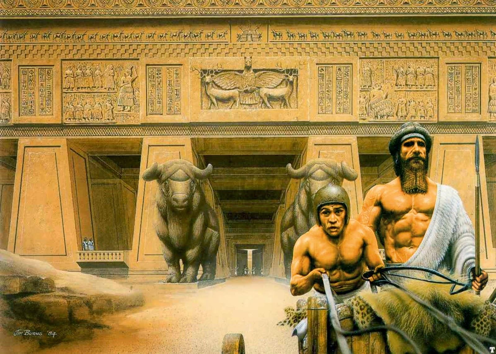 Alternative Ancient Anunnaki History Of The Tower Of Babel