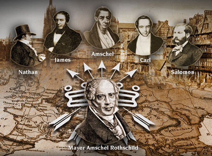 The House of Rothschild | Interesting History Facts